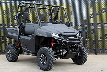 2018 Honda Pioneer 700 for sale 200519090